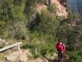 Mackeys Peak trail