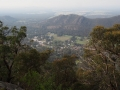View of Halls Gap